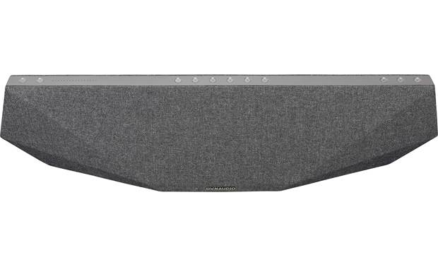 Dynaudio Music 7 Dark Gray - top-mount control buttons