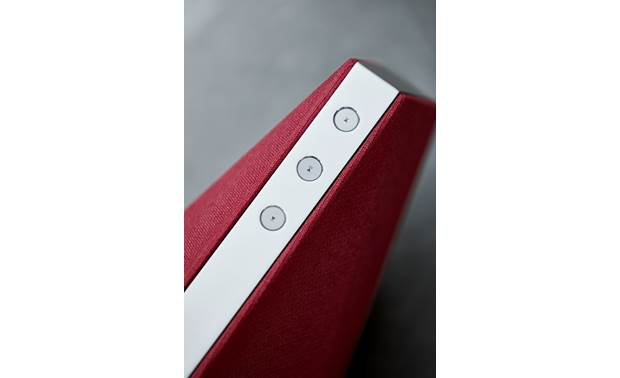 Dynaudio Music 7 Red - control button detail