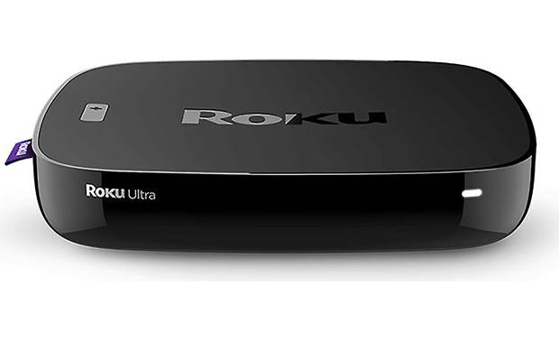 Roku Ultra 4661R Built-in dual-band Wi-Fi for stronger wireless connection
