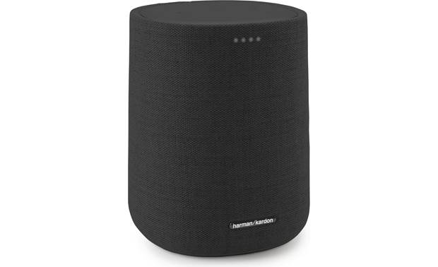 Harman Kardon Citation ONE Premium blended wool fabric is dirt-repellent and flame-retardant