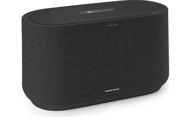 Harman Kardon Citation 500 Premium blended wool wrap on the enclosure is dirt-repellent and flame-retardant