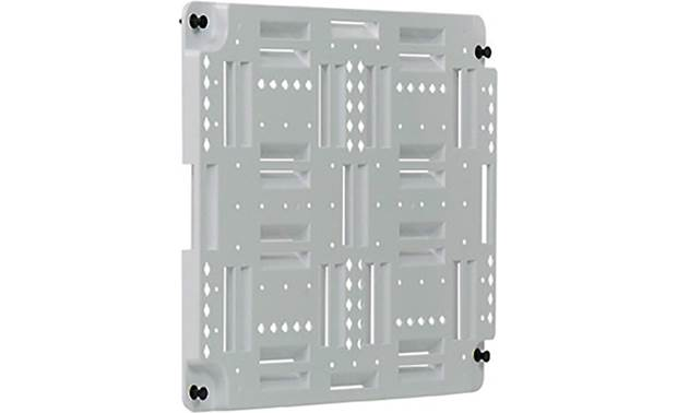 On-Q Universal Mounting Plate Universal design lets you easily affix networking and A/V distribution gear