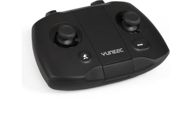 Yuneec Mantis Q Folding remote controller included