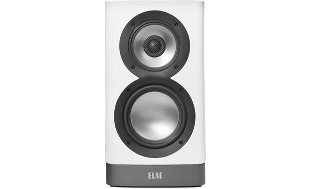 ELAC Navis™ ARB-51 Three-way design with individually amplified woofer, midrange, and tweeter