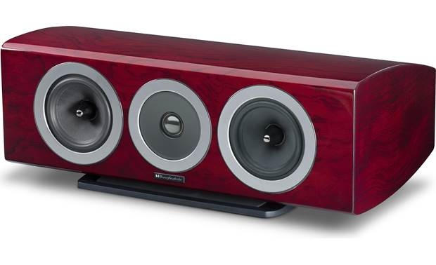 Wharfedale Reva C Shown with grille removed