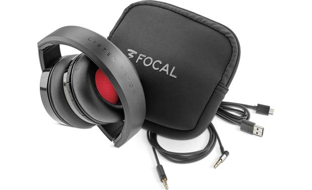 Focal Listen Wireless Included accessories