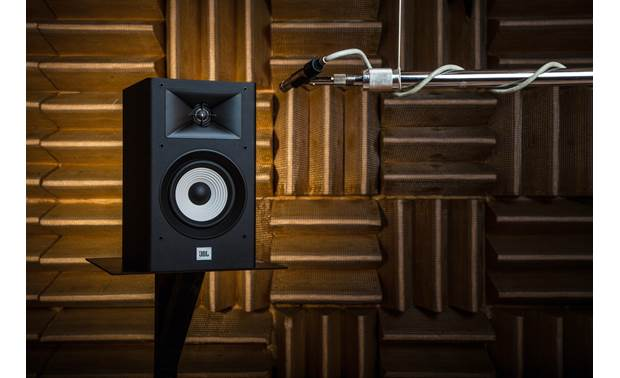 JBL Stage A120 JBL's anechoic testing chamber