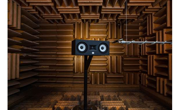 JBL Stage A125C JBL's campus has three anechoic chambers for testing speaker performance