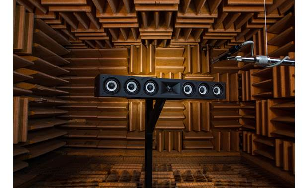 JBL Stage A135C JBL's campus has three anechoic chambers for testing speaker performance