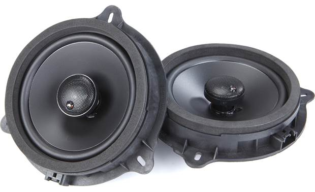 PowerBass OE652-FD Use our Outfit My Car tool to ensure these are the right speakers for your Ford or Lincoln.