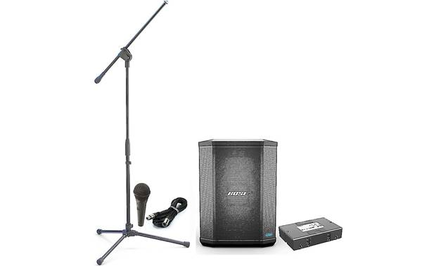 Bose S1 Pro Value Pack Front