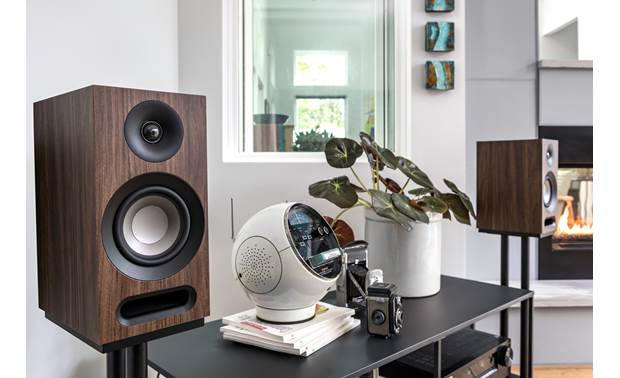 Jamo S 803 Shown in room (stands not included)
