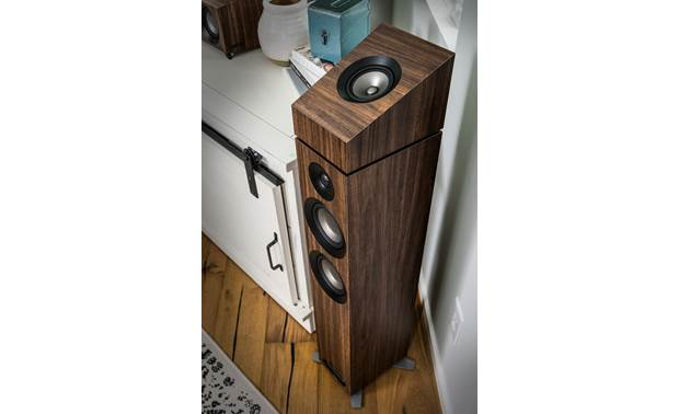 Jamo S 807 Shown with optional Jamo S 8 ATM Dolby Atmos® speaker (not included)