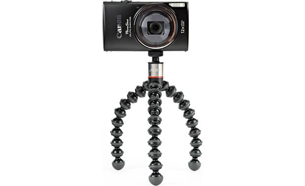 Joby® GorillaPod® 325 Shown with legs curved (camera not included)