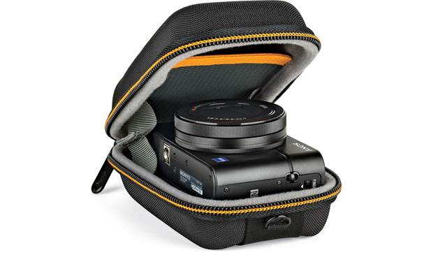 Lowepro Hardside CS 20 Cushioned inside for added protection (camera not included)
