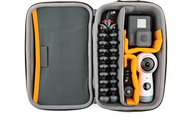 Lowepro Hardside CS 60 Internal dividers can be configured to protect your gear