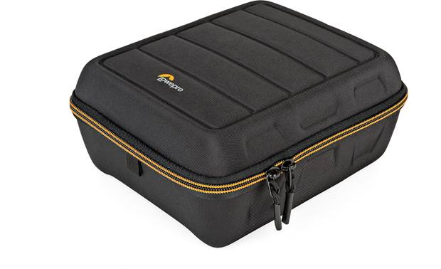 Lowepro Hardside CS 80 rugged, compression-molded EVA FormShell™ exterior