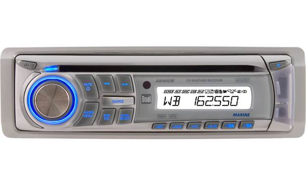 Dual AM400W marine CD receiver