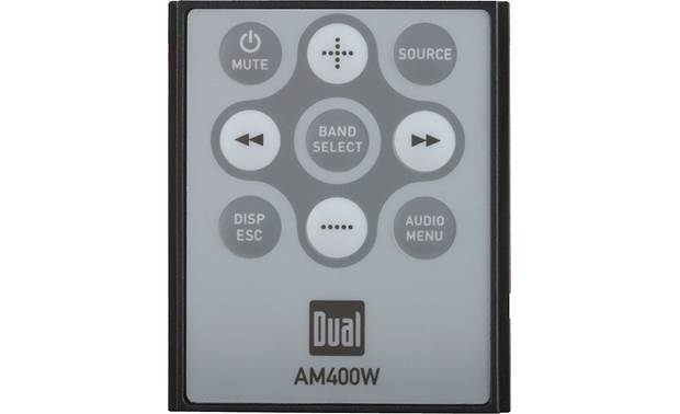 Dual AM400W Wireless remote