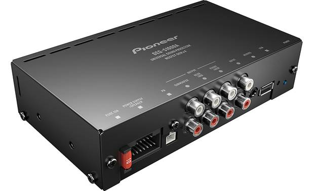Pioneer DEQ-S1000A 4-channel amp with DSP
