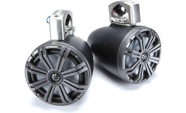 Kicker 45KMTC8 wakeboard tower speakers