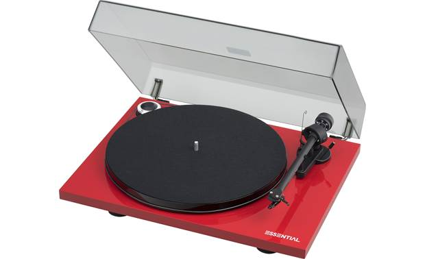 Pro-Ject Essential III RecordMaster Front