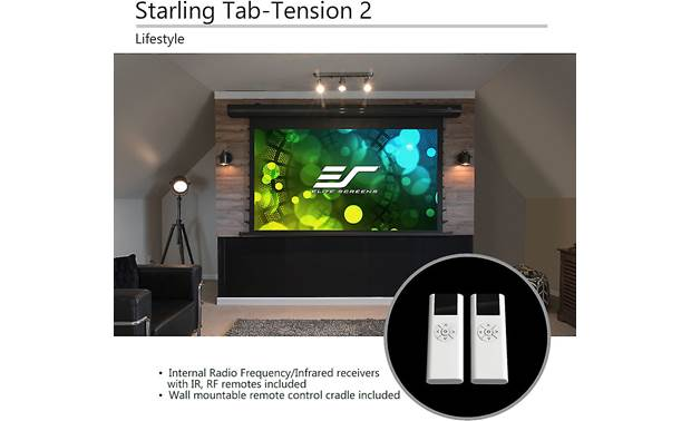Elite Screens Starling Tab-Tension 2 Other