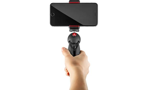 Manfrotto Pixi Smart Use with legs together for stable handheld shooting (smartphone not included)