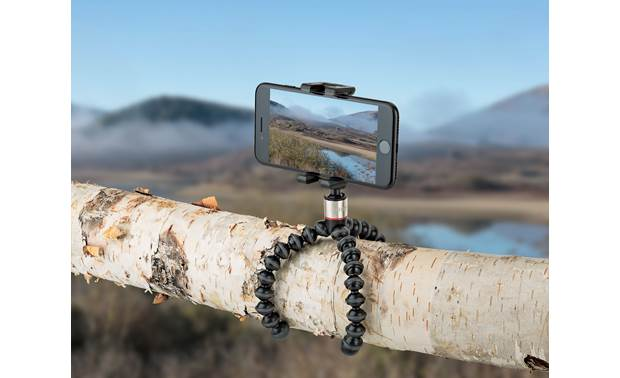 Joby® GripTight ONE GorillaPod® Stand Flexible legs wrap around just about anything