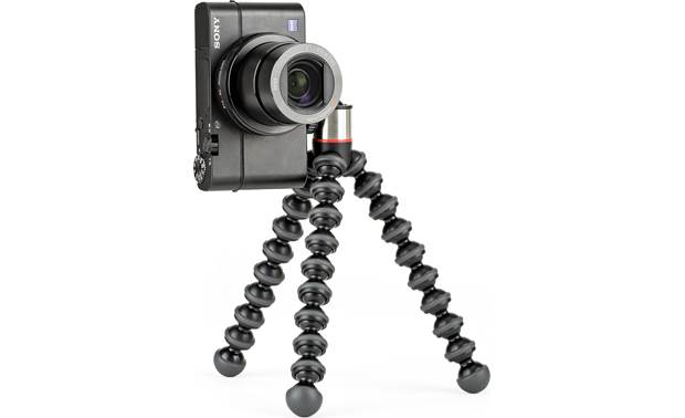Joby® GorillaPod® 500 Shown with camera in vertical orientation (camera not included)