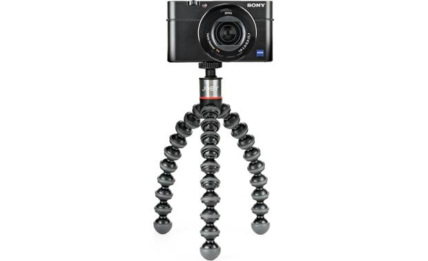 Joby® GorillaPod® 500 Shown with legs curved (camera not included)