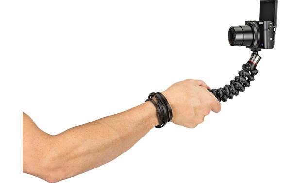 Joby® GorillaPod® 500 Hold legs together for stable handheld shooting