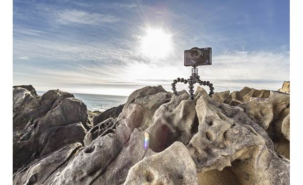 Joby® GorillaPod® 500 Turns anything into a stable surface (camera not included)