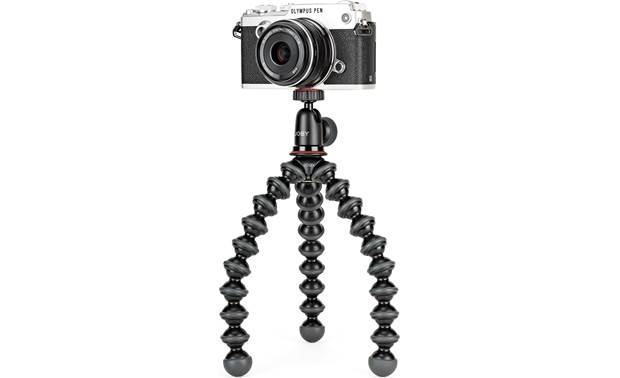 Joby® GorillaPod® 1K Shown with legs curved (camera not included)