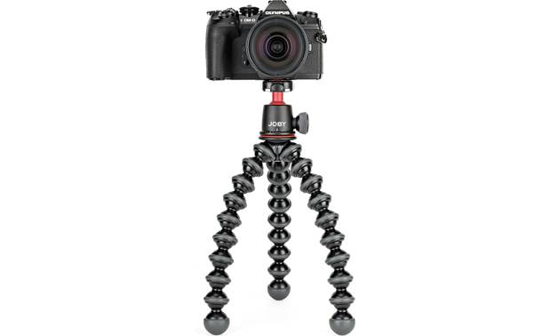 Joby® GorillaPod 3K Front (camera not included)