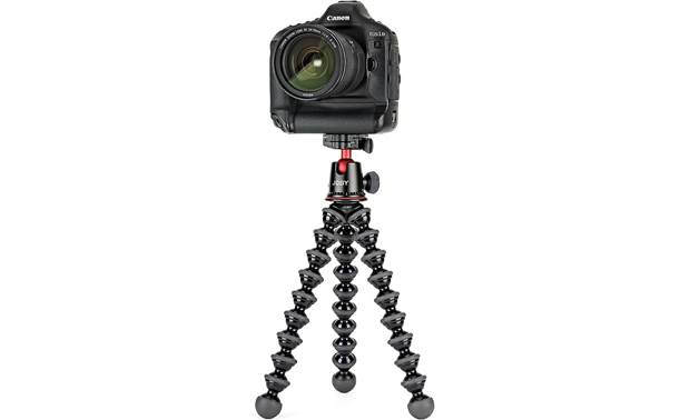 Joby® GorillaPod® 5K Shown with legs straightened