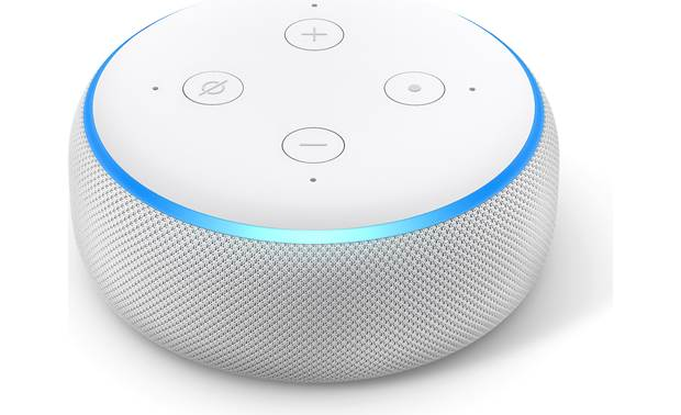 Amazon Echo Dot (3rd Generation) White