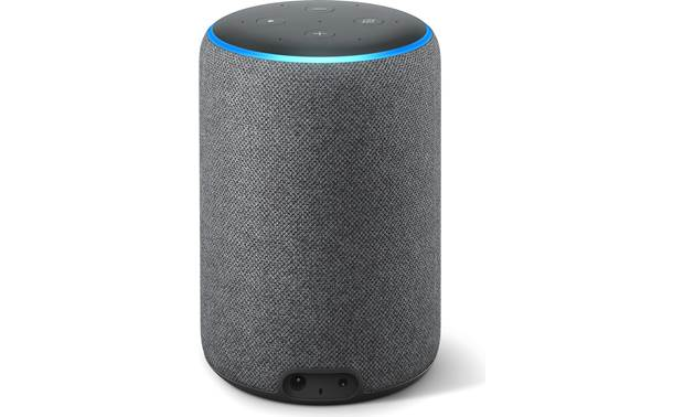 Amazon Echo Plus (2nd Generation) Black - back
