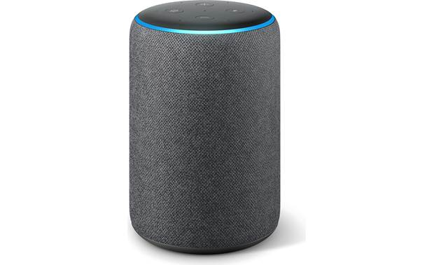 Amazon Echo Plus 2nd Generation Black Voice Activated Virtual