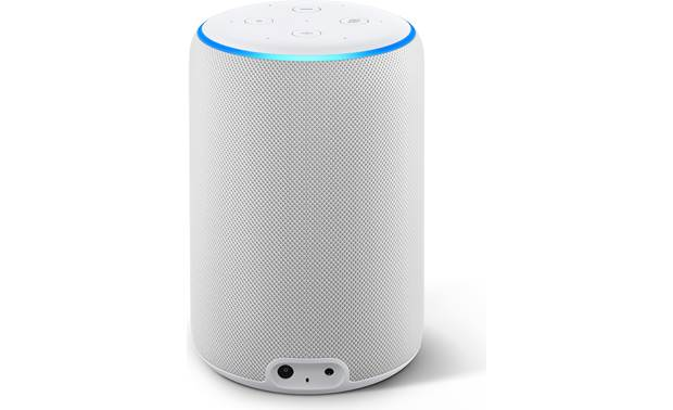 Amazon Echo Plus (2nd Generation) White - back