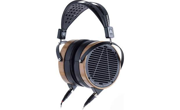 Audeze LCD-2 (bamboo edition) Front