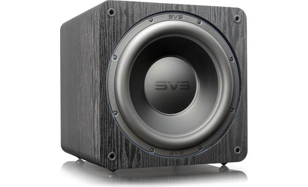 SVS SB-3000 Angled view with grille removed