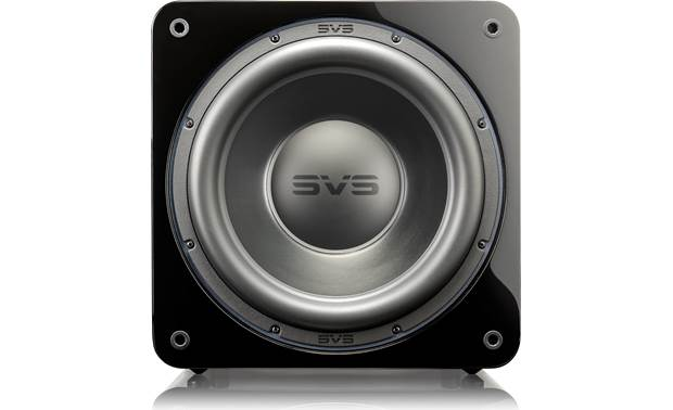 SVS SB-3000 Direct view with grille removed