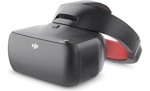 DJI Goggles Racing Edition Front