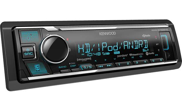 Kenwood KMM-BT525HD Other