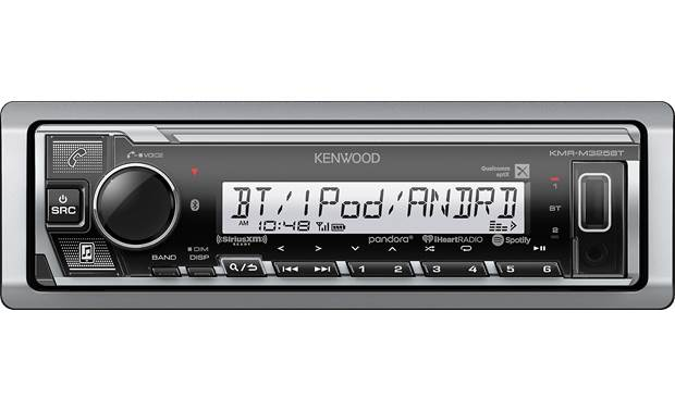 Kenwood KMR-M325BT Marine digital media receiver with