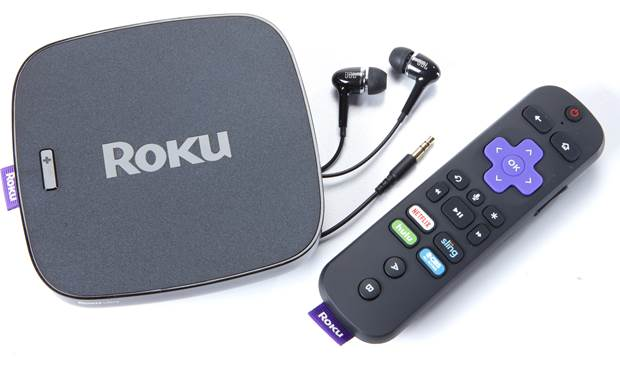 Tv hookups using rf modulator and roku