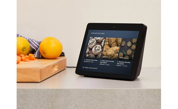 Amazon Echo Show (2nd Generation) Access recipes