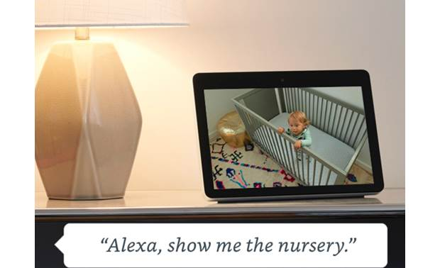 Amazon Echo Show (2nd Generation) Control smart home devices