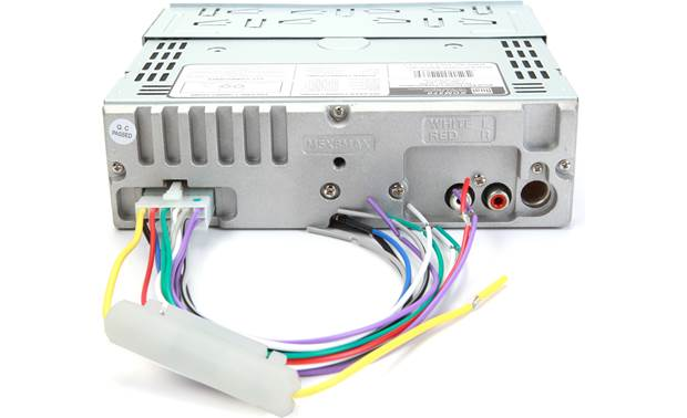 Dual Cd Receiver Wiring | Wiring Diagram